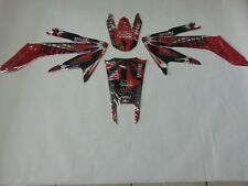 KIT ADESIVI GRAFICHE GRAPHICS STICKERS HONDA CRF X 250 X 2012
