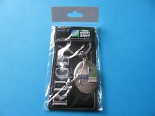 2007 World Cup Rugby KEY RING. Original Sealed Packet. Arthus Bertrand (A)