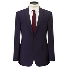 Kin by John Lewis Zorn Aubergine Slim Fit Suit Jacket UK Size 38R £109 BNWT