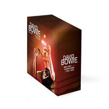David Bowie - Brilliant Live Adventures - Complete CD Set Slipcase Box SOLD OUT