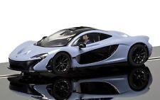 Scalextric McLaren P1, Grey 1:32 slot car C3877