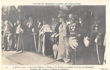 More details for b91714 the visit of president loubet in england military uk the lord mayor