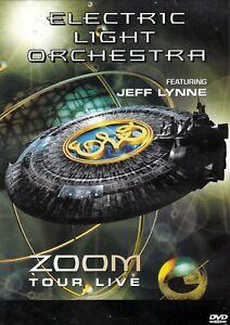 ELECTRIC LIGHT ORCHESTRA  Zoom Tour Live DVD Rock Concert