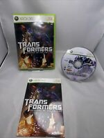 Transformers: Revenge of the Fallen - The Game (Xbox 360), Good Xbox 360, Xbox 3