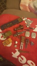 Vintage G1 Transformers Action Figure Bruticus with Accessories