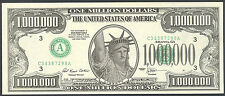 USA - 1 MILLION DOLLARS 1996 - FANTASY Note Serie C