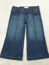 Baby Phat ~ Youth Size 15~ Capri Jeans  Blue.