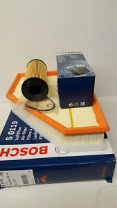 BOSCH Inspektionspaket Servicekit Filter-SET VW POLO SEAT IBIZA SKODA 4642674
