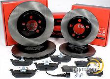 VW Golf 4 IV - Metzger Bremsscheiben Bremsen Bremsbeläge für vorne hinten*