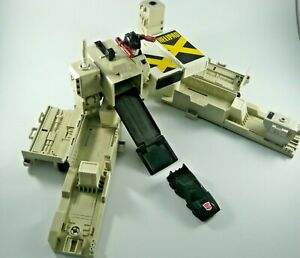 Transformers G1 Metroplex