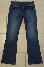 Womens LUCKY BRAND DUNGAREES Denim Blue Jeans ~Bootcut USA Sz 4/27 (x 31) GREAT!