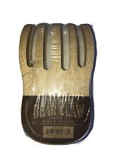 Alaskan Wooden Bear Claw Pasta & Salad Server (1 pair) 04766