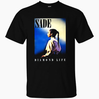 New Rare! Sade Diamond Life Unisex T-Shirt For Men Size S M L 234XL NA298