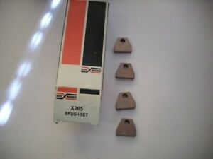 New Borg Warner Starter Brush Set X265