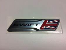 Swift Union Jack Caravane Camping car Autocollant Badge pour Bosse Couverture