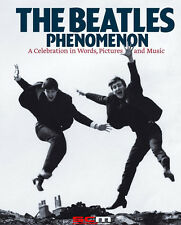 THE BEATLES PHENOMENON 31x25x3cm 496 PAGE ILLUSTRATED BIOGRAPHY BRAND NEW!
