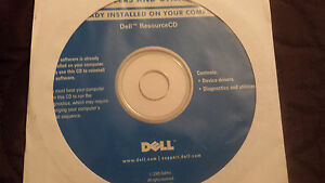 Dell ResourceCD