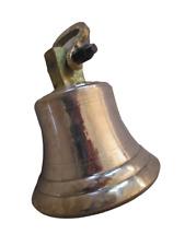 EXTRA LARGE -  Brass BELL - 105 KILO - Nautical - Church - Teple - GOD Lord (87)