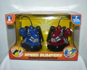 Blue Hat Speed Bumpers Head 2 Head RC Battle Vehicles