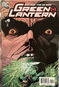 Lot Of 1 Green Lantern #4 Hot See Pics Combined Shipping