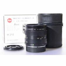 Leica Macro-Elmarit-R 11203 2,8/60 E-55 Filtergewinde - 60mm F/2.8 Makroobjektiv