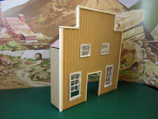 THE SALOON O Scale Model Railroad Structure Flat Unpainted Laser Kit BR413