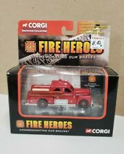 Corgi Fire Heroes 1951 Seagrave 70th Anniversary Pumper CS90043 RED 3759