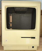 1984 Apple Macintosh Model M0001 128K EMPTY CASE Housing w/Bracket Mac 512K NICE