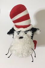 Cat in the Hat Plush Puppet Head Dr Seuss