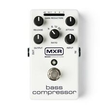 MXR M87 BASS COMPRESSOR Guitar Effect Pedal