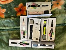 2020 Migo Smartwatch Healthy Fitness Tracker Heart Rate Waterproof Smart Watch