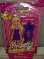 MINI BARBIE CON ACCESSORIO VESTITO SAGITTARIUS