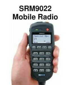 🔥 SRM 9022 Simoco Hand Piece Microphone, BRAND NEW microphone clip 🎤