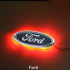 LED Car Tail Logo Auto Badge Light Red Light for Ford Focus Mondeo