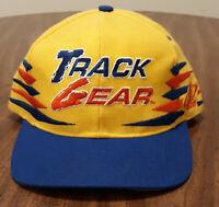 Late 1990's Logo Athletic Jeff Burton Track Gear Hat Cap