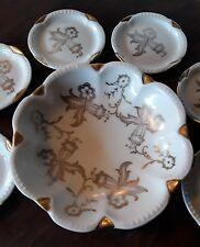 Oscar Schlegelmilch Porzellan Konfektschale mit 6 Schälchen Konfektset