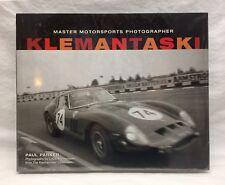 Klemantaski : Master Motorsports Photographer by Paul Parker (2015, Hardcover)