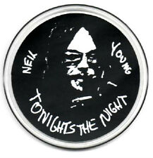 NEIL YOUNG  DRINKS COASTER. Tonights the Night, CSN&Y.