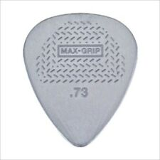 Dunlop Guitar Picks  12 Pack  Nylon Max-Grip  .73mm