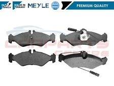 FOR MERCEDES BENZ SPRINTER 2-T 3-T VW LT MK2 PREMIUM REAR BRAKE PADS MEYEL