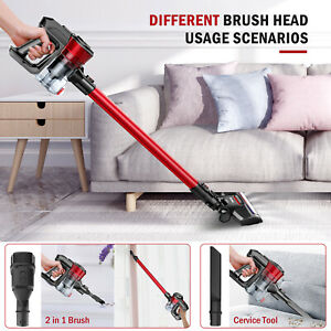 ONSON New 20000Pa Cordless Handheld Stick Vacuum Cleaner Upright Strong Suction