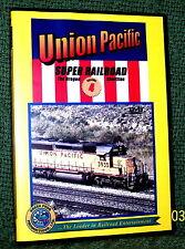 """20078 TRAIN VIDEO DVD """"UNION PACIFIC SUPER RAILROAD #4"""" OREGON TO IDAHO"""