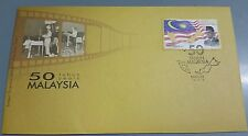 50 Years Malaysia 2013 Kangar Perlis First Day Cover FDC