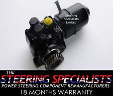 Mitsubishi Shogun 3.2 DiD 01 to 2006 Genuine Remanufactured Power Steering Pump