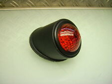 "Stop rear Tail Light ""Cafe Racer Brat style Old School"" luz trasera XS 650 Sr 500"