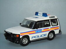 Land Rover Discovery Police van Motor Max