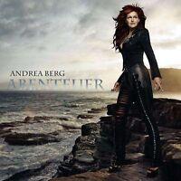 Andrea Berg - Abenteuer - CD Album 2011 Neu Einmal Himmel und zurück
