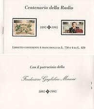1995 Marconi - Italia - libretto