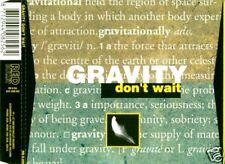 CDM  Gravity - Don't Wait - Euro Dance - Belgium
