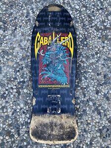 powell peralta Skateboards steve caballero skateboard dragon reissue vintage